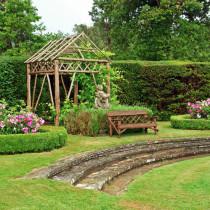 Privat Garten, Außenanlage, Beet anlegen